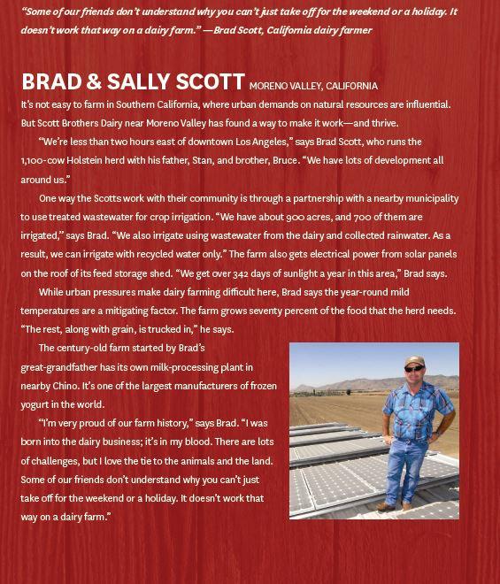 Scott Family Dairy Farm