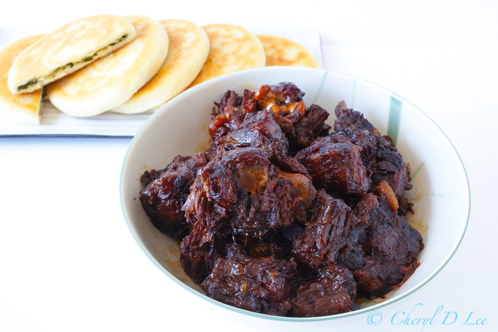 Red Cooked Oxtails