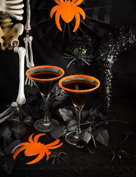 Black Widow Martini found on Examiner