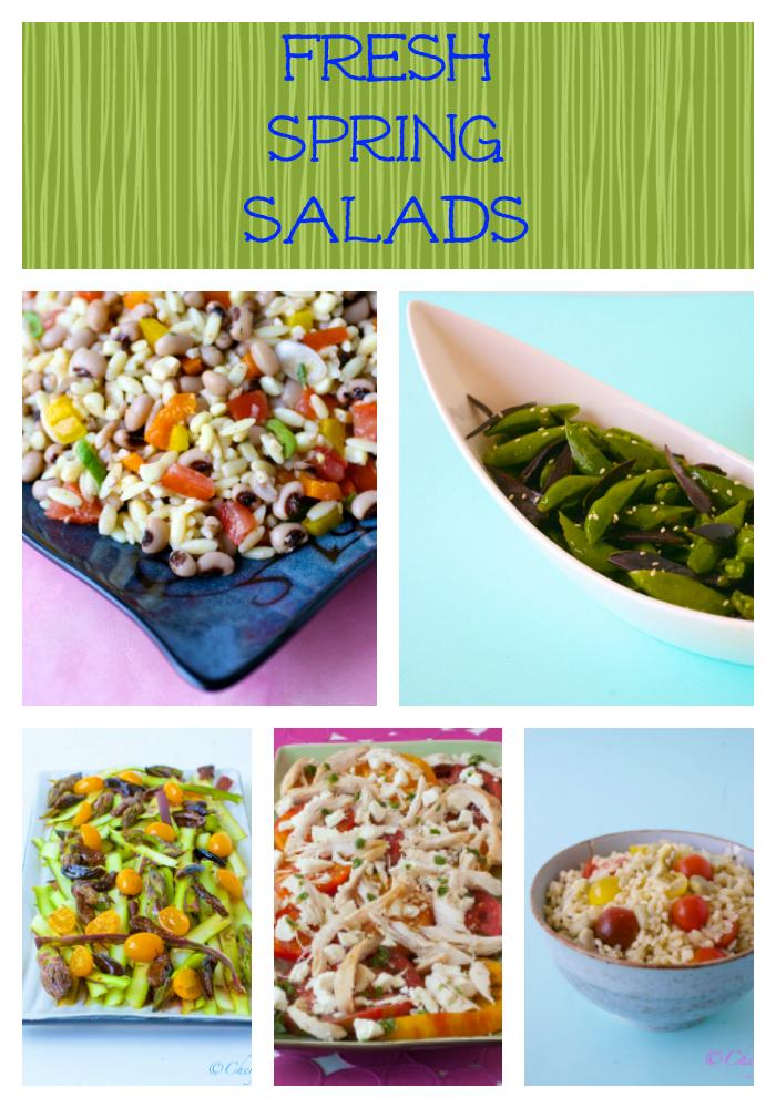 Fresh Spring Salads