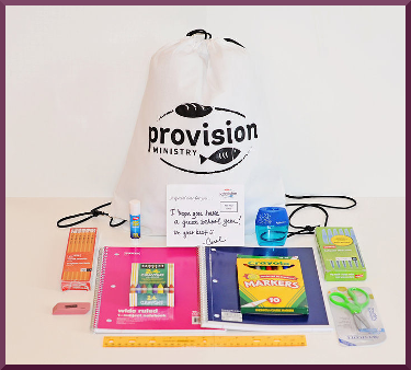 Provision Ministry School Refill Pack