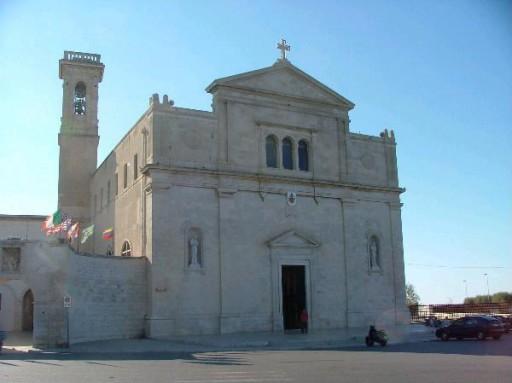 Basilica of the Madonna dei Martiri in Molfetta