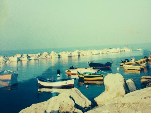 Harbor of Molfetta
