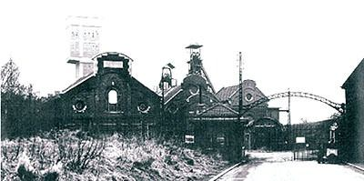 The Marcinelle mine.