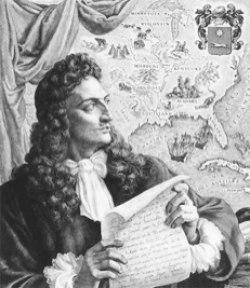 Enrico Tonti (Henry Tonti or Henri de Tonty)