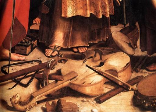 Early tenor Viol (viola da gamba)
