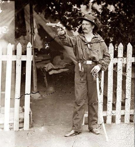 Captain Schwarz, Swiss Company Garibaldi Guards