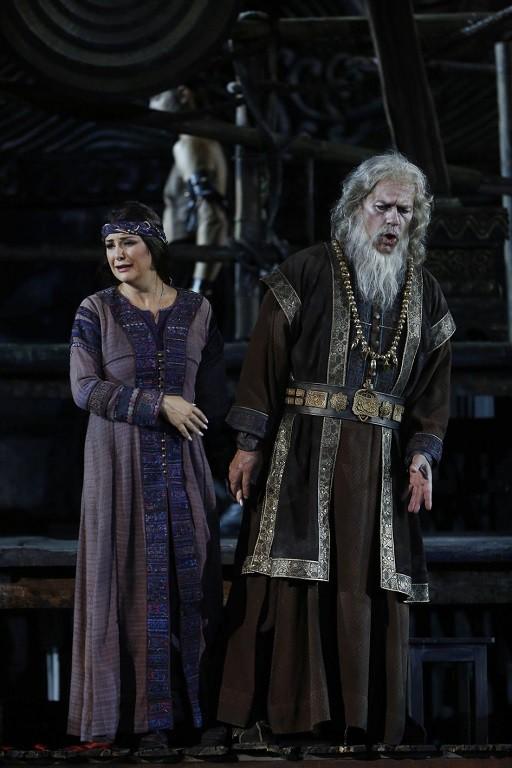 Elena Rossi e Carlo Cigni