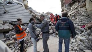 Terremoto ad Amatrice (1)