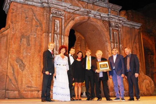 Premiazione Donato Renzetti