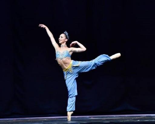 Danzatrice Araba