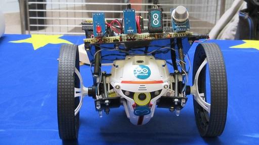 Robot Romeo 1