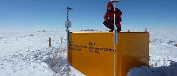 Le scienze polari al servizio del GPS