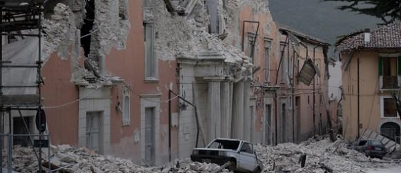 Osservata dai satelliti una deformazione precedente al terremoto dell'Aquila
