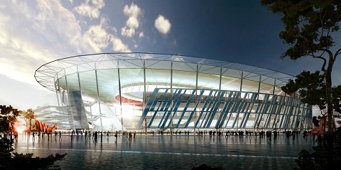Stadio della Roma will break ground in 2015