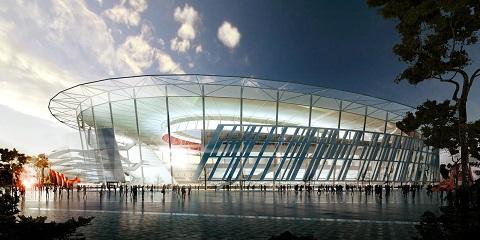 Stadio della Roma will break ground in 2015