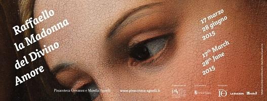 """""""La Madonna del Divino Amore"""" by Raffaello exhibited at the Pinacoteca Gianni e Marella Agnelli of Turin"""