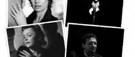 """Edith Piaf e Jaques Brel, """"cronaca di un amore immaginato"""" al teatro romano di Volterra"""