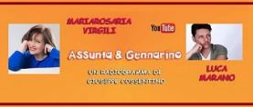 Torna su Youtube Assunta & Gennarino, il radiodramma di successo di Giuseppe Cossentino