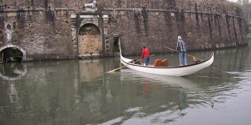 Navigare per Padova