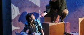 "Damned If You Do. STAGE REVIEW:  ""Comes a Faery"" by James McLindon"