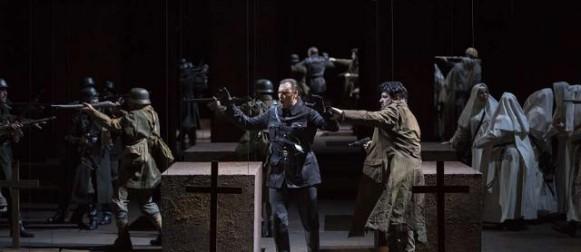 Trovatore all'Opera Bastille de Paris: Una Leonora mancata