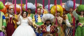 A Firenze L'Italiana in Algeri di Rossini: opera buffa ma senza voci