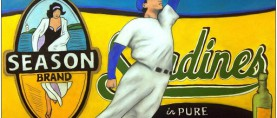 'PLAY BALL' FEATURES ACCLAIMED ARTIST VINCENT SCILLA'S COLORFUL BASEBALL PAINTINGS