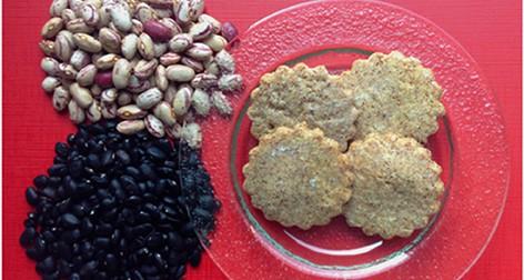 Biscotti ai fagioli, contro diabete e celiachia