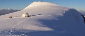 Ortles: il ghiacciaio si muove dopo 7.000 anni