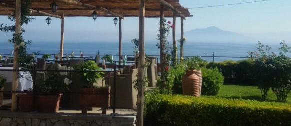 Un viaggio sensoriale tra profumi e sapori: questo e molto altro è il Ristorante Ziqù di Villa Marina Capri Hotel & Spa