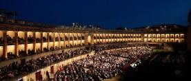 Inaugurazione con Shi, una prima assoluta di Carlo Boccadoro dedicata a Matteo Ricci Turandot, Madama Butterfly e Aida allo Sferisterio