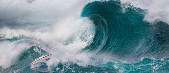 Studiati in laboratorio i terremoti che generano tsunami: ecco perché si rompe il fondale oceanico