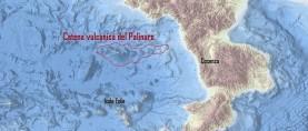 Una famiglia di vulcani nel Mar Tirreno