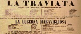 """Traviata  """"…  questa donna pagata io l'ho"""""""