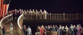 UN BALLO IN MASCHERA apre la stagione al Teatro La Fenice di Venezia.