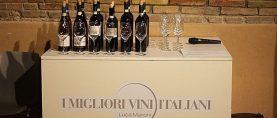 I migliori vini italiani premiati a Milano. Un evento sensoriale in una location unica.