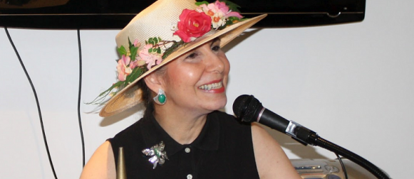 A Renaissance woman in New York City. Exclusive interview with LindaAnn LoSchiavo