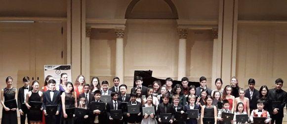 I giovani prodigi musicali italiani suonano al Carnegie Hall e New York s'innamora di loro…