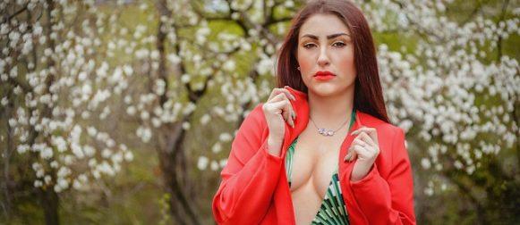 Viola Manuela Ceccarini aka ViVi as you've never seen her!