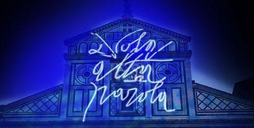 """L'installazione """"Ad verbum lucis"""" per il millenario della Basilica di San Miniato al Monte (Firenze)"""