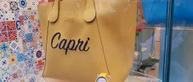 A Capri apre lo store O Bag