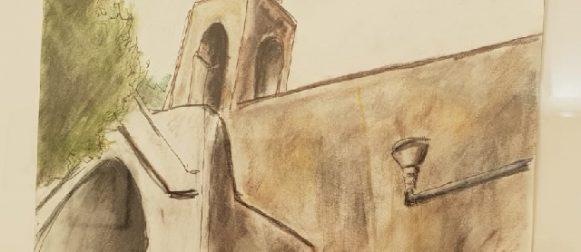 In mostra a Capri disegni e tele firmate da Sergio Ruocco