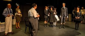 """Three by Pirandello Remixed.   STAGE REVIEW: """"Raison d'Etre: An Evening of Pirandello"""" adapted by Patrick Mulryan"""