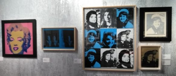 Andy Warhol and Friends a Bologna