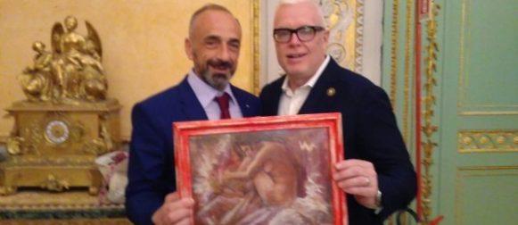 NEL NUOVO FILM DI LEONARDO DI CAPRIO IL ROMANZO DI STEPHAN TALTY