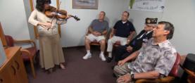 """Mary Rorro, la """"Dottoressa Violino"""", un'intervista esclusiva"""