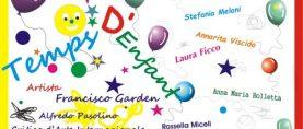 FRANCISCO GARDEN: TEMPS D'ENFANT   Intervista a un poliedrico artista