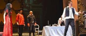 Tosca … l'arroganza del potere