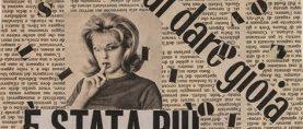 Nanni Balestrini. Ce n'è per tutti | AF Arte contemporanea, Bologna 26 Gennaio – 22 Marzo 2019